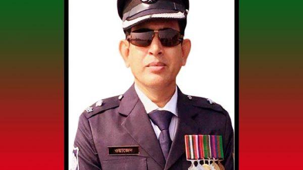 একজন যোগ্য অফিসার কাজী ওয়াজেদ-banglarraz24