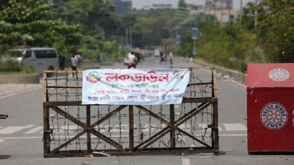 'কঠোর বিধিনিষেধ' আরও এক সপ্তাহ